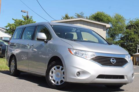 2016 Nissan Quest for sale in Manassas, VA