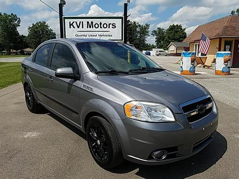 2011 Chevrolet Aveo for sale in Davison, MI