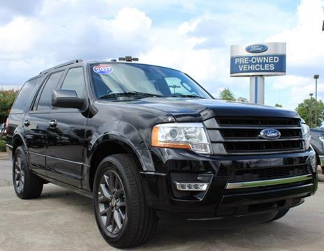 2017 Ford Expedition for sale in Evans, GA