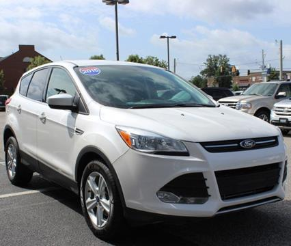 2015 Ford Escape for sale in Evans, GA