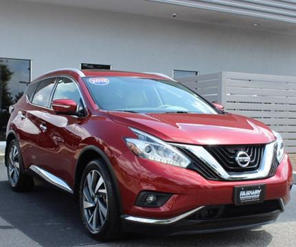 2015 Nissan Murano for sale in Evans, GA