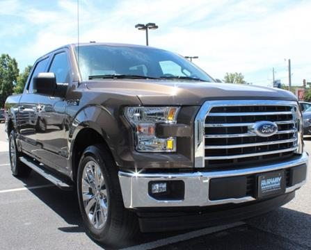2017 Ford F-150 for sale in Evans, GA
