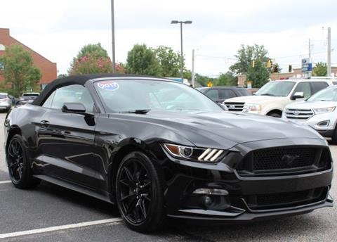 2017 Ford Mustang for sale in Evans, GA