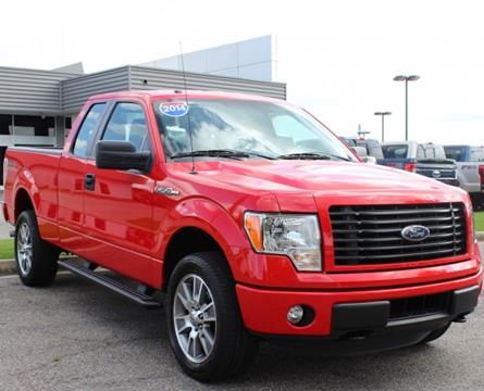 2014 Ford F-150 for sale in Evans, GA