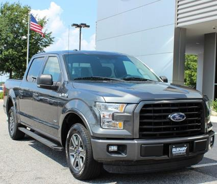 2016 Ford F-150 for sale in Evans GA
