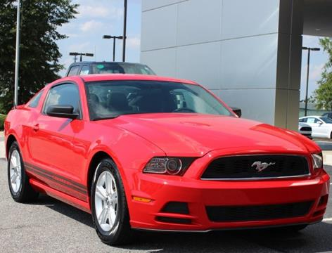 2013 Ford Mustang for sale in Evans, GA