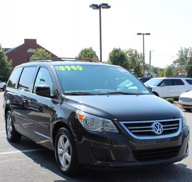 2011 Volkswagen Routan for sale in Evans, GA