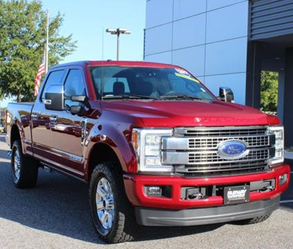 2017 Ford F-250 Super Duty for sale in Evans GA