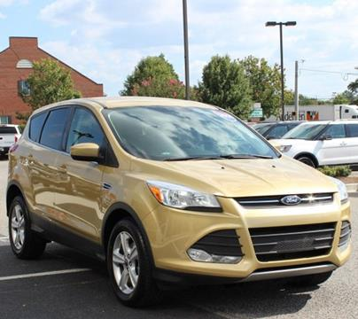 2014 Ford Escape for sale in Evans, GA
