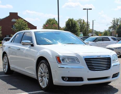 2011 Chrysler 300 for sale in Evans, GA