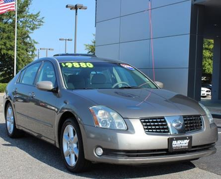 2006 Nissan Maxima for sale in Evans, GA