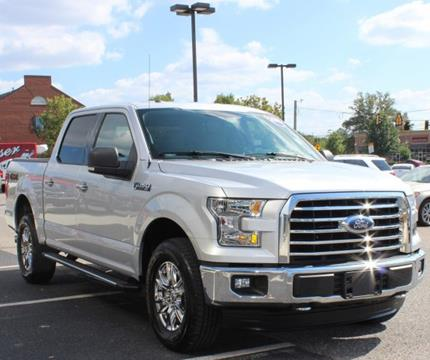 2015 Ford F-150 for sale in Evans, GA
