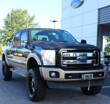 2011 Ford F-250 Super Duty for sale in Evans GA