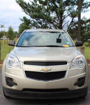 2013 Chevrolet Equinox for sale in Evans, GA