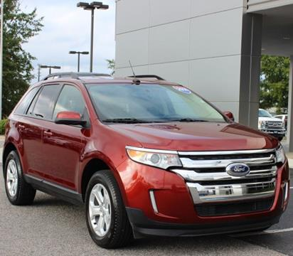 2014 Ford Edge for sale in Evans GA