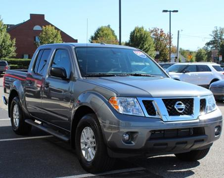 2017 Nissan Frontier for sale in Evans, GA