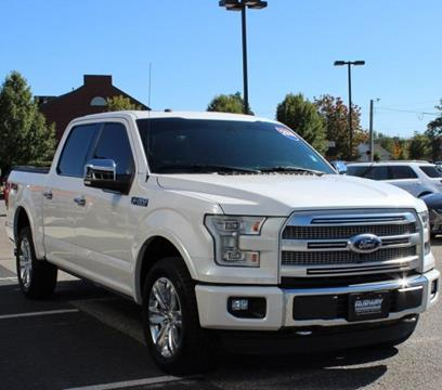 2016 Ford F-150 for sale in Evans, GA