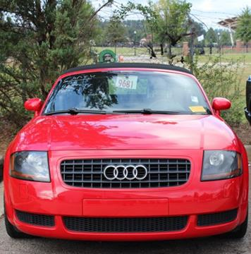 2006 Audi TT for sale in Evans, GA