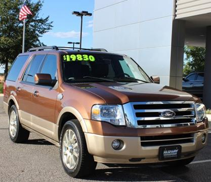 2011 Ford Expedition for sale in Evans GA