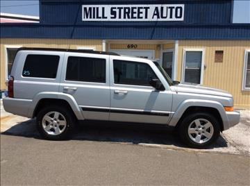 2007 Jeep Commander for sale in Reno, NV