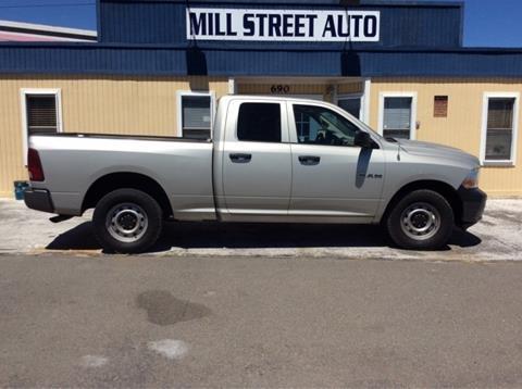 2010 Dodge Ram Pickup 1500 for sale in Reno, NV
