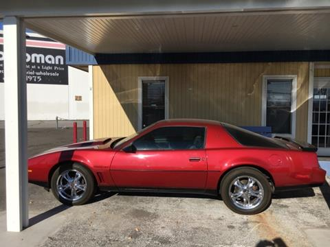1983 Pontiac Firebird for sale in Reno, NV