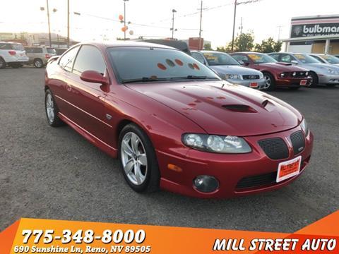 Pontiac GTO For Sale - Carsforsale.com