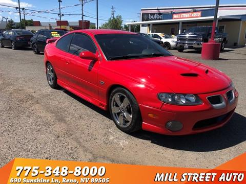2005 Pontiac GTO for sale in Reno, NV