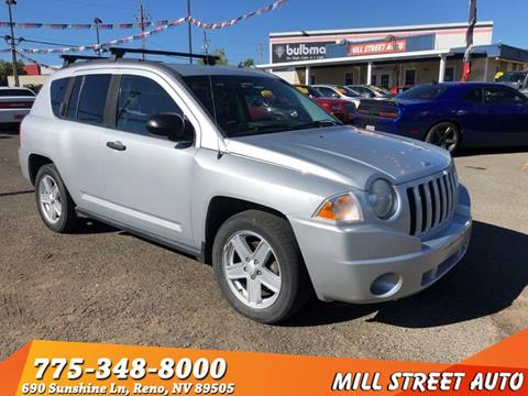 2007 Jeep Compass for sale in Reno, NV