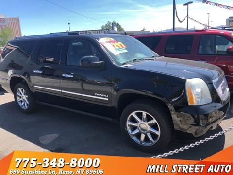 2010 GMC Yukon XL for sale in Reno, NV