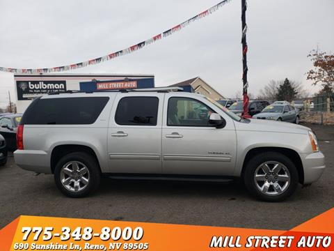 2011 GMC Yukon XL for sale in Reno, NV