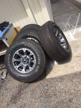 P265/75R16 114T M+S FIRESTONE TIRES for sale in Troy, AL