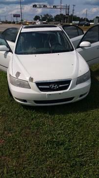 2008 Hyundai Sonata for sale in Troy, AL