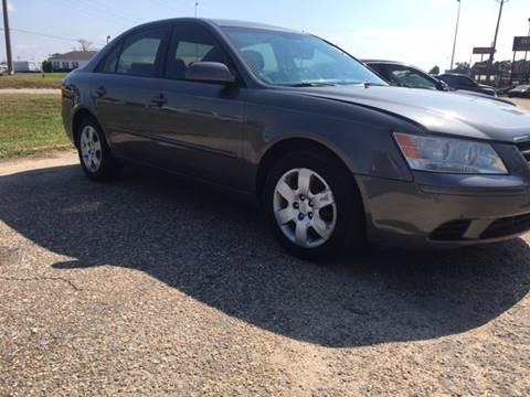 2009 Hyundai Sonata for sale in Troy, AL