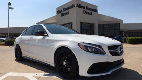 2017 Mercedes-Benz C-Class for sale in Euless, TX
