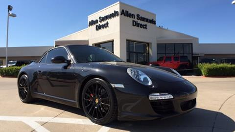 2011 Porsche 911 for sale in Euless, TX