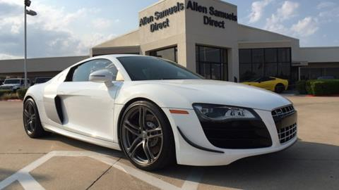 2012 Audi R8 for sale in Euless, TX
