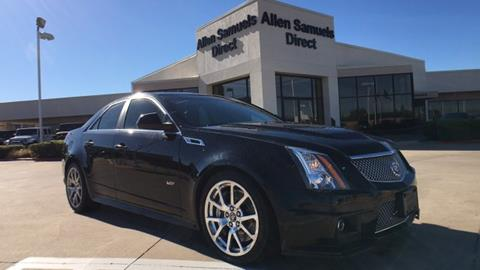 2011 Cadillac CTS-V for sale in Euless, TX