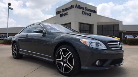 2009 Mercedes-Benz CL-Class for sale in Euless, TX