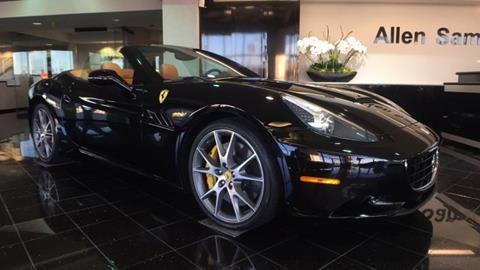 2010 Ferrari California for sale in Euless, TX