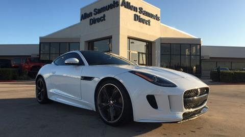 2016 Jaguar F-TYPE for sale in Euless, TX