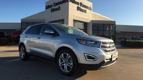 2016 Ford Edge for sale in Euless, TX