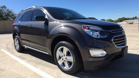 2016 Chevrolet Equinox for sale in Euless, TX