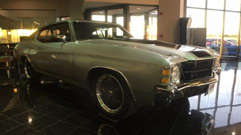 1971 Chevrolet Chevelle for sale in Euless, TX