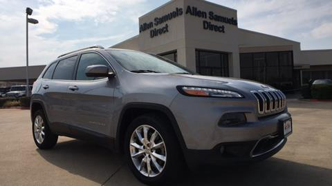 2014 Jeep Cherokee for sale in Euless, TX