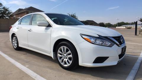 2016 Nissan Altima for sale in Euless, TX