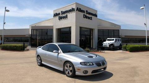 2006 Pontiac GTO for sale in Euless, TX