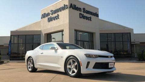 2017 Chevrolet Camaro for sale in Euless, TX