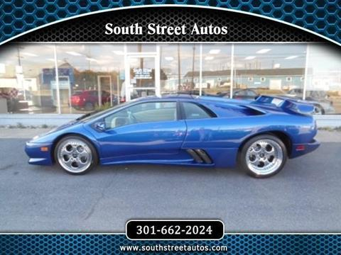 1999 Lamborghini Diablo for sale in Frederick, MD