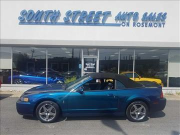 2004 Ford Mustang SVT Cobra for sale in Frederick, MD